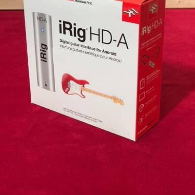 IK Multimedia iRig HD-A