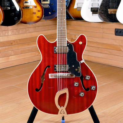 Guild Starfire IV Cherry Red for sale