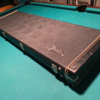 Fender Bass Hardshell Case 1960's