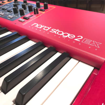Nord Stage 2 EX HA88 with STAND