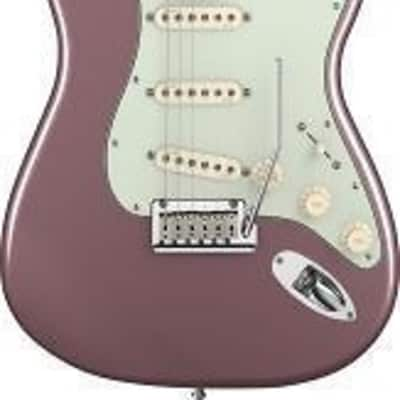 Fender American Deluxe Stratocaster - Rosewood Fingerboard - Burgundy Mist Metallic (944) for sale
