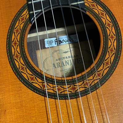 Aranjuez No.5 1975 [Kohno topped] Classical guitar for sale
