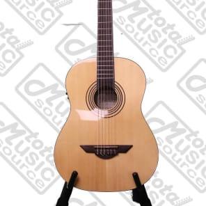 H. Jimenez Nylon Guitar LG3E (El Maestro) Acoustic/ Electric with gig bag for sale