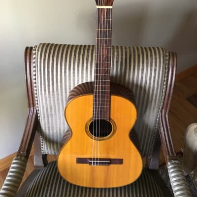 Vintage Giannini GN-60 Classical Guitar for sale