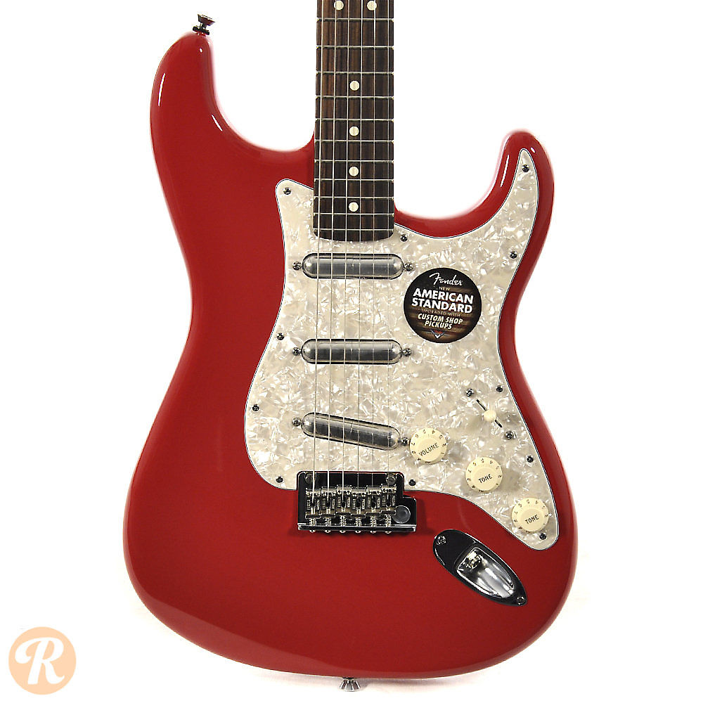 fender american standard fsr lipstick stratocaster torino red reverb. Black Bedroom Furniture Sets. Home Design Ideas