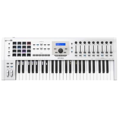 Arturia KeyLab MkII 49 MIDI/USB/CV Controller - White