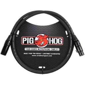 Pig Hog PHM3 XLR Microphone Cable - 3'