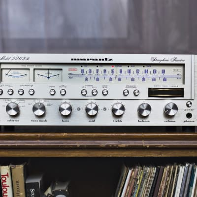 Marantz Model 2265B Stereophonic Receiver
