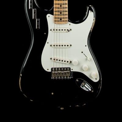Fender Custom Shop Dennis Galuszka Masterbuilt Private Collection H.A.R. Stratocaster - Black