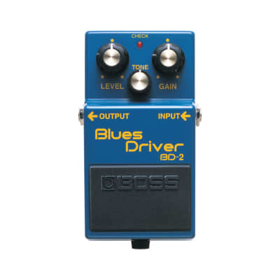 NEW Boss BD-2 Blues Driver Effects Pedal