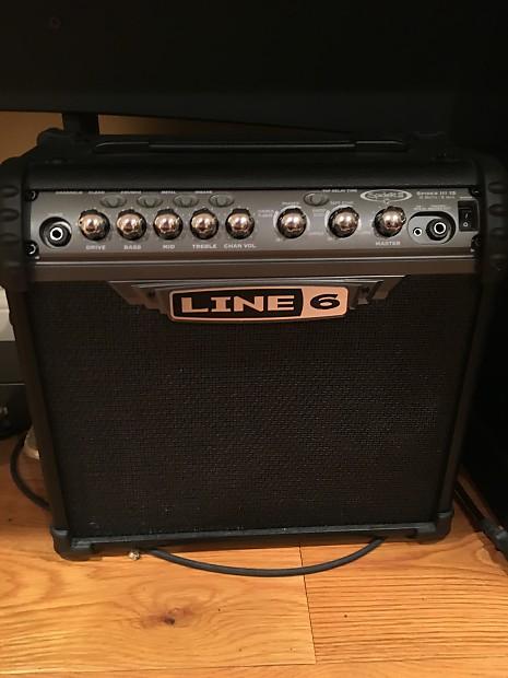 Line 6 Spider III 15 Amplifier 15 watts Black | Julia