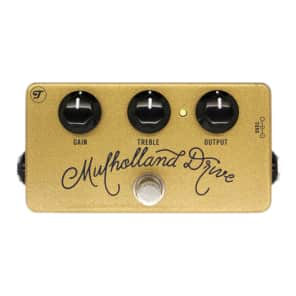 Teletronix Mulholland Drive MKIII Low Gain Overdrive / Boost