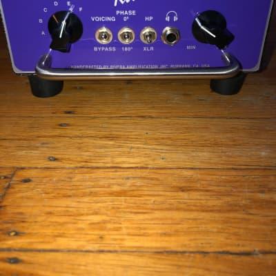 Rivera Mini Rockrec  Purple