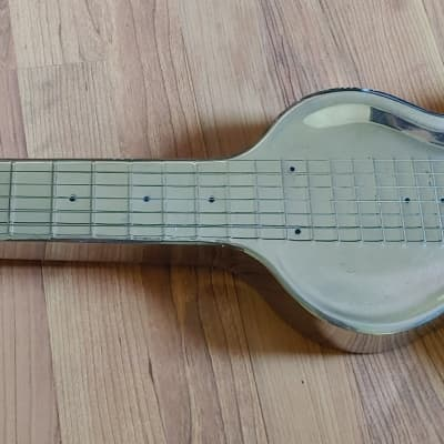 1938 Rickenbacker Silver Hawaiian Chrome With OHSC Free Shipping for sale