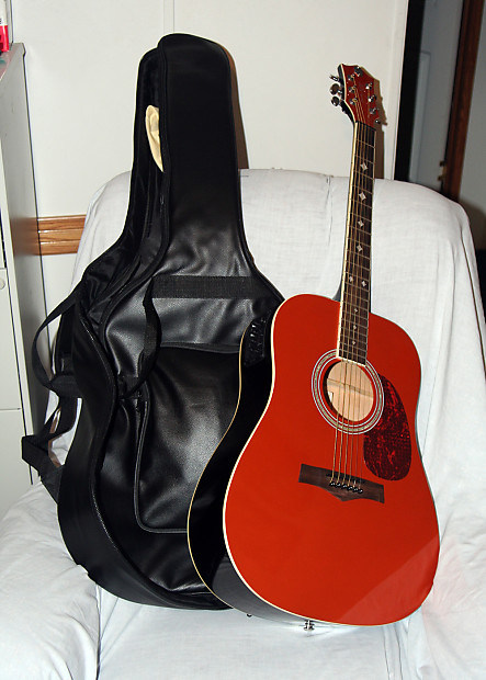 randy jackson acoustic electric guitar deluxe studio series reverb. Black Bedroom Furniture Sets. Home Design Ideas