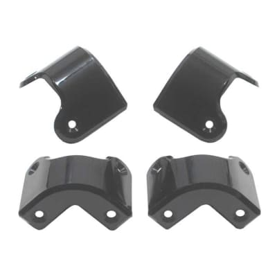 Genuine Marshall Rear Corners - Package of Four Corners Plus 16  Brass Rivets - M-PACK-00002