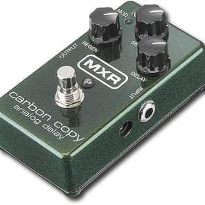 Dunlop M169 MXR Series Carbon Copy Analog Delay Guitar Effect Pedal
