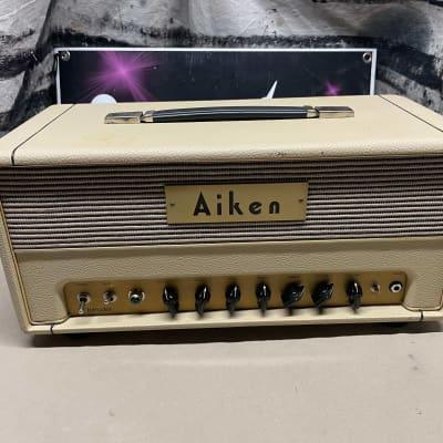 Aiken Amplification Intruder 50 Tube Guitar Amplifier Head for sale
