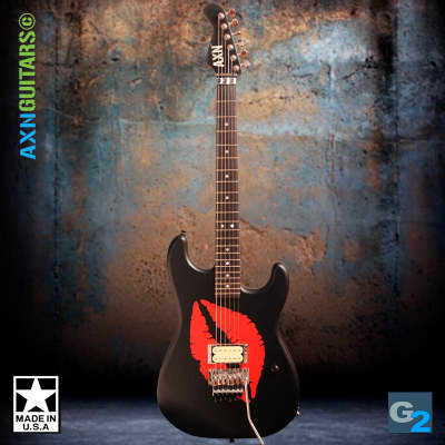 AXN™ Model2 Lips Guitar : Available Now : for sale