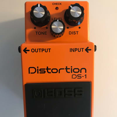 Boss DS-1 Distortion (Silver Label) 1994 - 2019 for sale