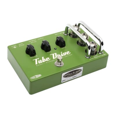 Effectrode Tube Drive Overdrive Boost Pedal