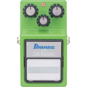Ibanez TS9 Tube Screamer Overdrive Guitar Pedal for sale