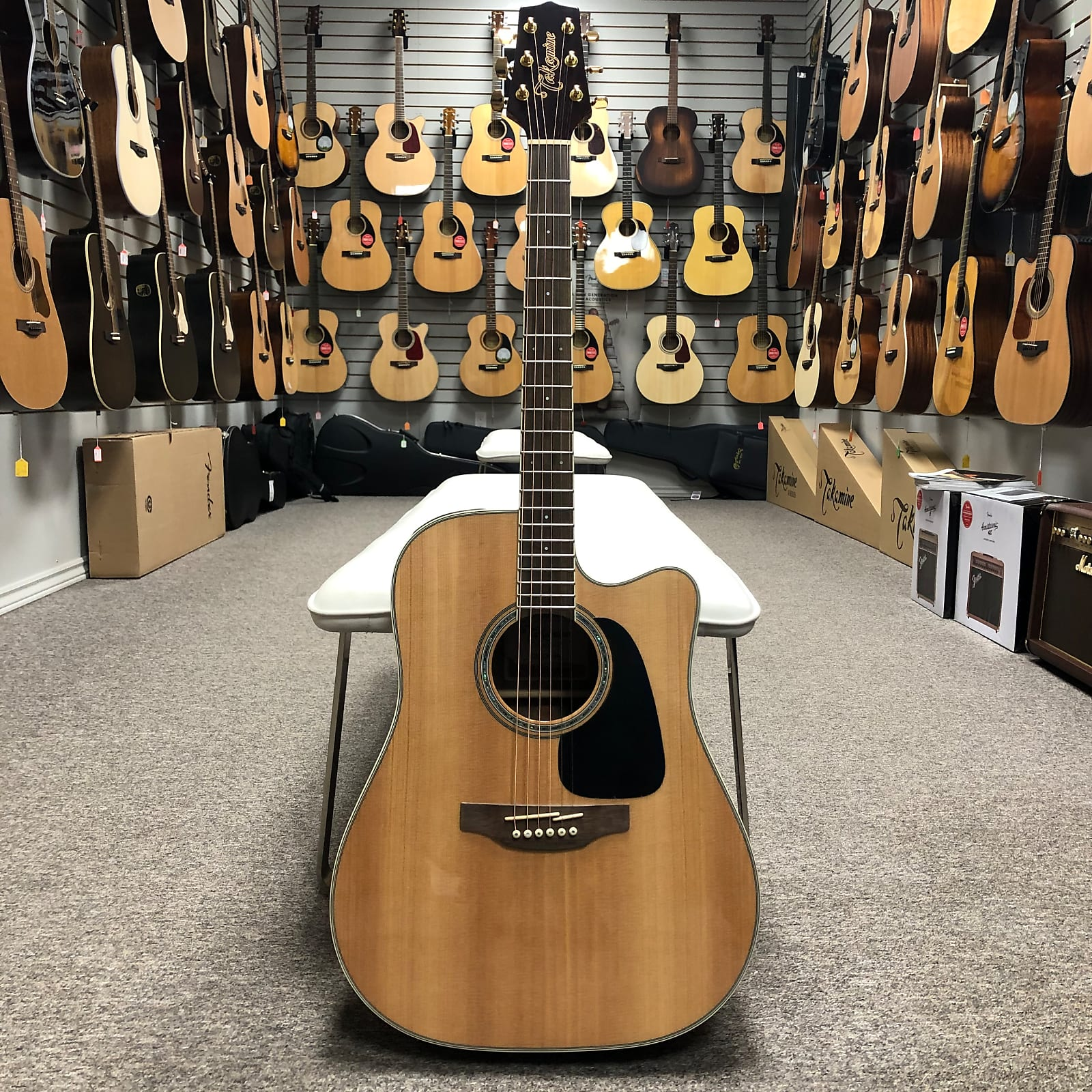 Takamine GD51CE-NAT Acoustic/Electric - Natural