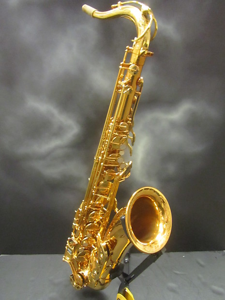 Magnificent Buffet Crampon Paris 400 Gold Lacquer Tenor Saxophone Interior Design Ideas Helimdqseriescom