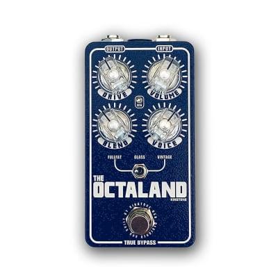 King Tone Guitar The Octaland Mini