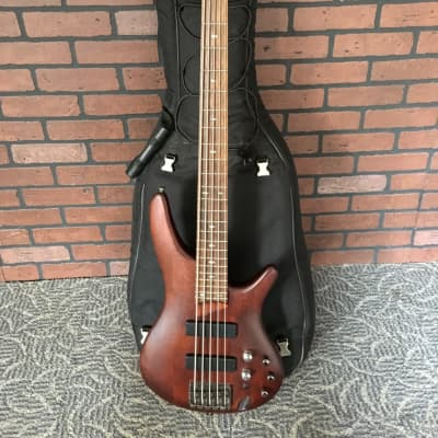 Ibanez SR505 2015 Natural Mahogany for sale
