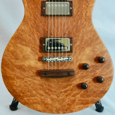 Fodera Imperial Custom Redwood Burl for sale