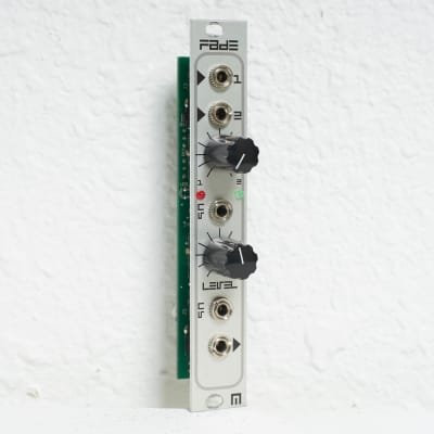 Malekko Fade Crossfader Vactrol VCA Mixer Eurorack Module