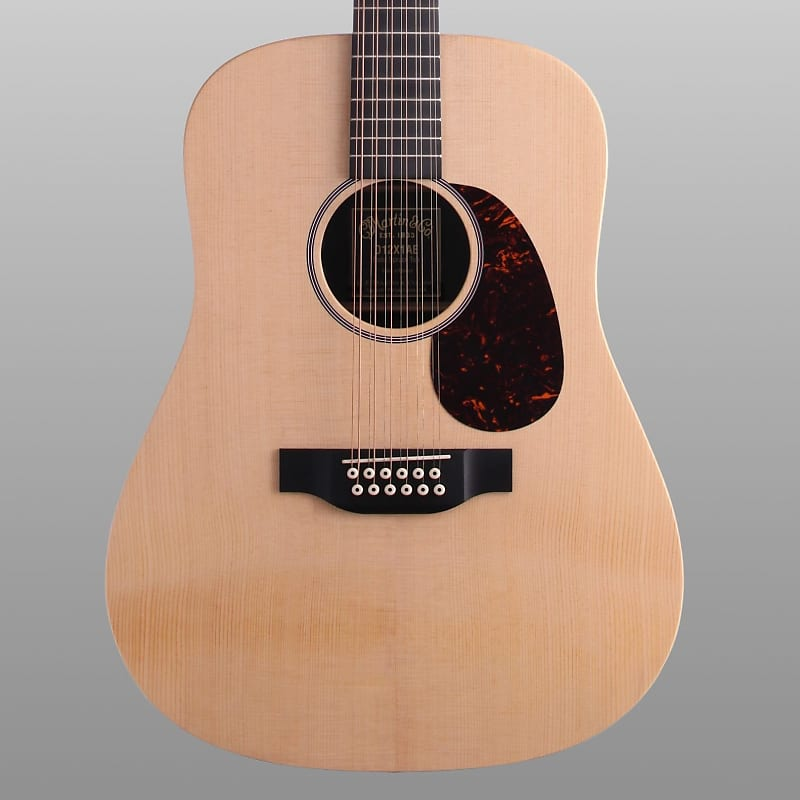 Martin 12 String D12x1ae Acoustic Electric Guitar Strong Packing Musical Instruments & Gear Acoustic Electric Guitars