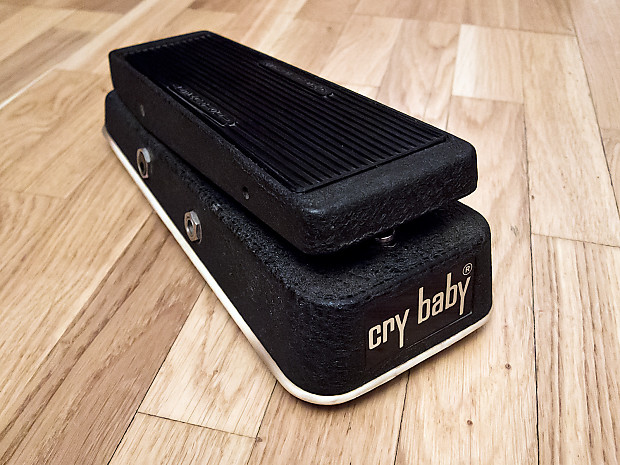 Vintage Jen Cry Baby Wah Pedal Model 310 001 Earlier Than