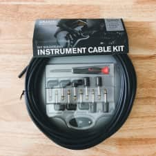 D'Addario DIY Solderless Instrument Cable Kit — 40ft of cable!
