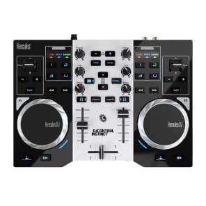 Hercules DJControl Instinct Party Pack DJ Controller w/ LED Light
