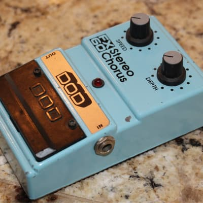 Vintage DOD FX60 Stereo Chorus (Circa 1988)  Great Sounding - Made in USA for sale