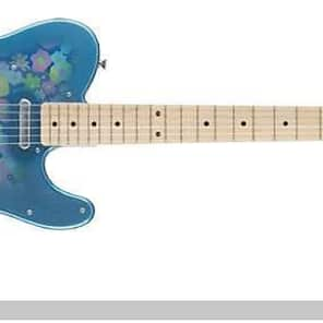 Fender Classic '69 Telecaster Blue Flower - Made In Japan LIMITED PRE ORDER for sale