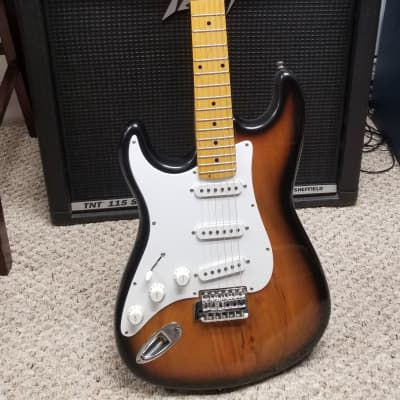 Hohner ST-57 Tobacco Burst for sale