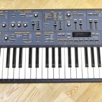 Roland JP-8000 Synth 1990s Cobalt image