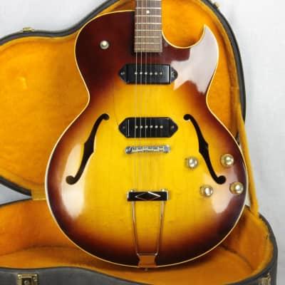 1967 Gibson ES-125 DC Full-Body Cutaway Dual Pickup Vintage Archtop es125 ES-175 for sale