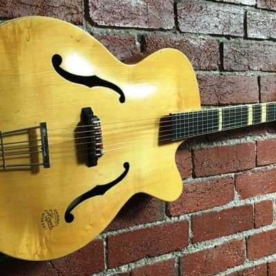 Hoyer Expo Archtop Guitar - 1962 for sale