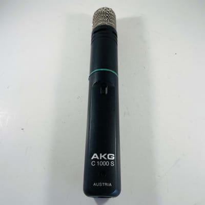AKG C1000 S Black *Sustainably Shipped*