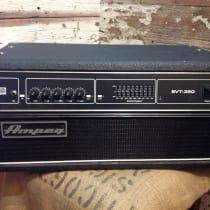 Ampeg SVT-350H Head 1990s Black image
