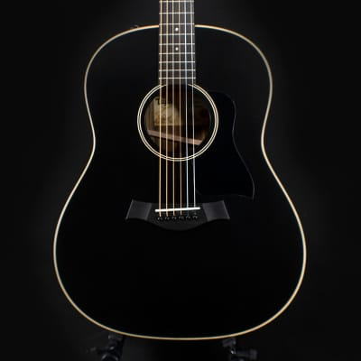 **In Stock** Taylor American Dream Series AD17E Acoustic Electric Matte Black (1207150071) for sale