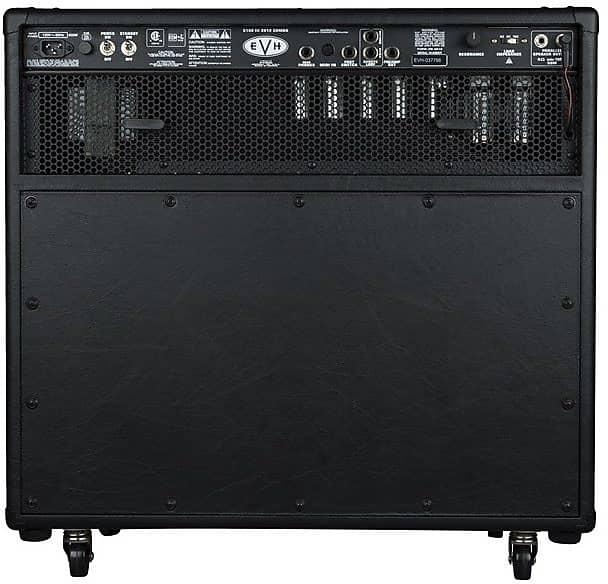 evh eddie van halen 5150iii 50 watt 6l6 2x12 tube guitar reverb. Black Bedroom Furniture Sets. Home Design Ideas