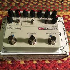 Keeley Tone Workstation - Compression, Boost and OD/Distortion