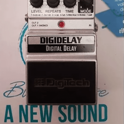DIGITECH XDD Digital Delay for sale