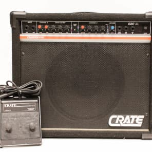 "Crate G80XLS 80-Watt 1x12"" Solid State Guitar Combo with Celestion Speaker"