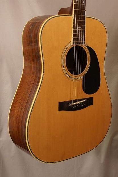 vintage made in japan fender f 65 acoustic guitar w reverb. Black Bedroom Furniture Sets. Home Design Ideas